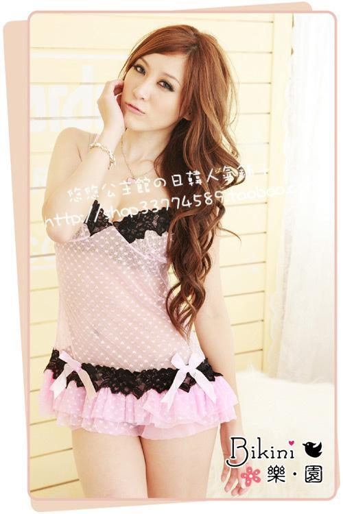 Sweet Pinky Princess Wear + panties 10900