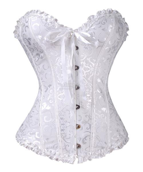 200d2e28dc Sweetheart satin corset BLACK- Brida (end 4 8 2020 11 15 PM)