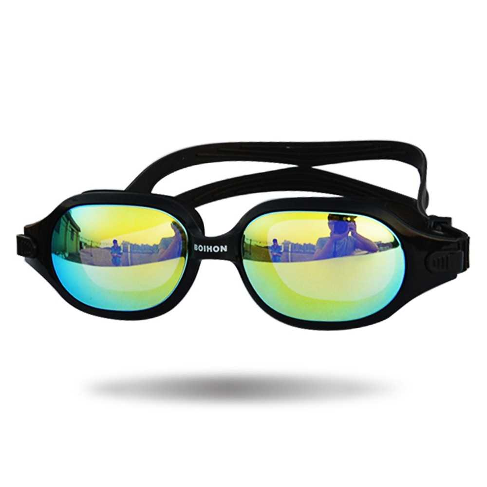 93b3a84ad9fd Swimming Goggle Anti Fog Shatterproof UV Protection Adjustable Swimmin. ‹ ›