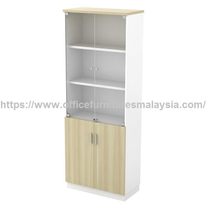 Swinging Glass Door High Cabinet Ofb End 7132019 215 Pm
