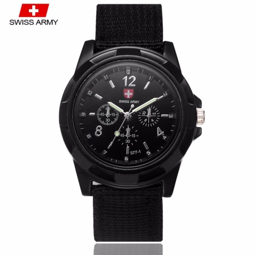 gold accessories fashion lyst army victorinox pvd metallic rose gs brown maverick stainless quartz swiss watch ladies in watches steel