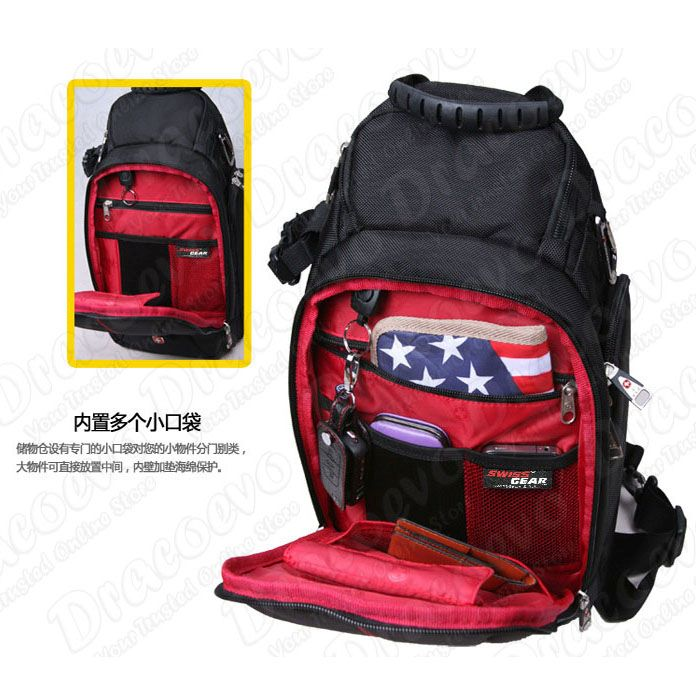 Swiss Gear Sling Shoulder Bag Travel (end 5/5/2020 5:40 PM)