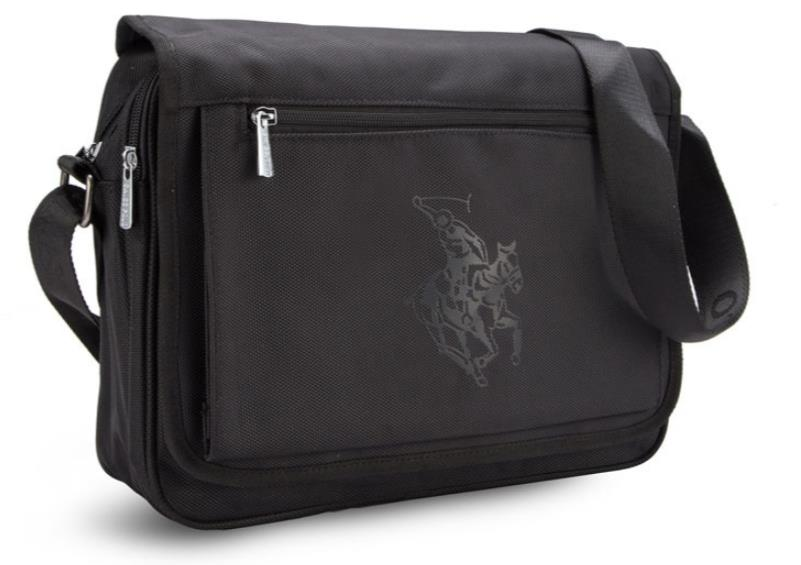 1466156b2e97 Swiss Polo Document Sling Bag Messenger Bag Crossbody SVG 9853
