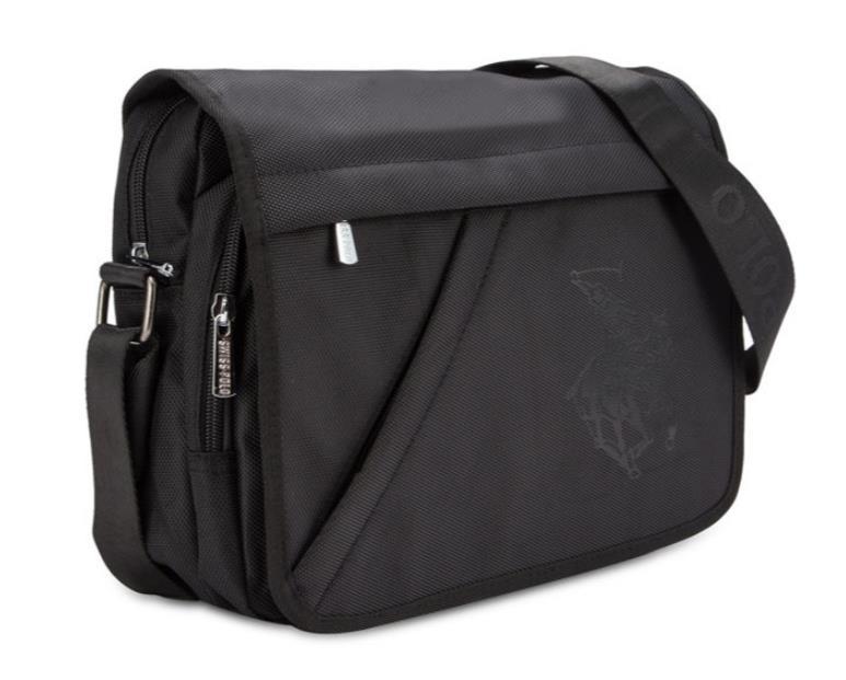 234b22076fc0 Swiss Polo Document Sling Bag Messenger Bag Crossbody SVG 9902