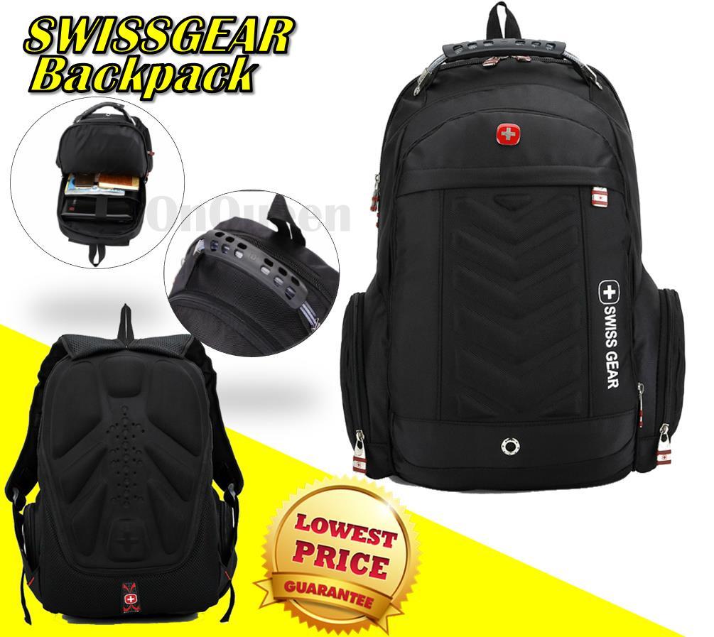 d26e97d31f21 SWISSGEAR 16 inches Laptop Backpack High Quality Swiss Gear School Bag