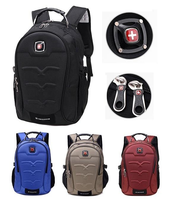 SwissGear Backpack Laptop Backpack Fit 17 inches Notebook School Bag. ‹ › 334266dbeeb69