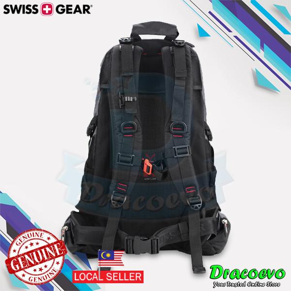 76ec950a3412 SwissGear Outdoor Hiking Travel Backpack 35L Laptop Bag SA-3035