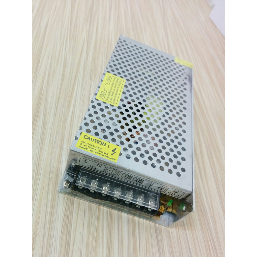 Switching PSU 12V 10A 120W Power Supply For LED CCTV