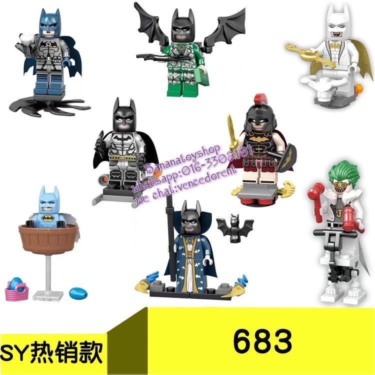 Batman Lego Movie Figuren Held Bild Idee