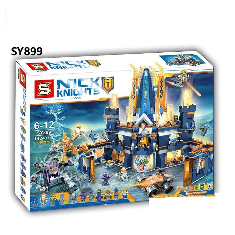 Sy899 Nexo Knights Knighton Castle End 11 17 2018 12 15 Pm