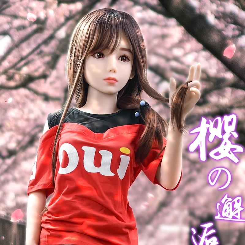 SYDoll 100CM YingEr Silicone Doll Toys Sex Sex Doll