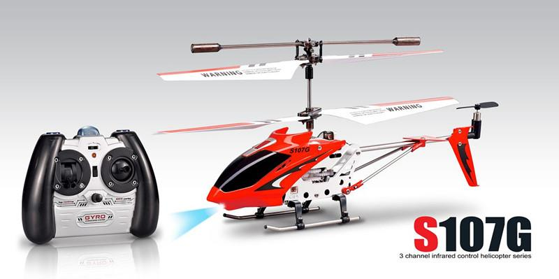 Syma Toys S107G 3.5 Channels RC Heli (end 6/23/2018 2:21 PM) Heli Ed on