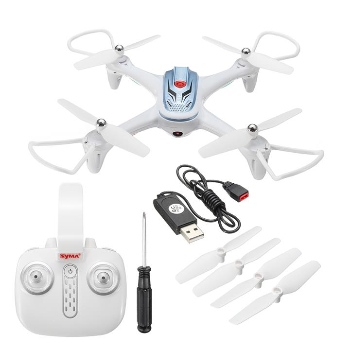 SYMA X15W WIFI FPV With HD Camera 480P Altitude Hold Mode 2.4G 6Axis R