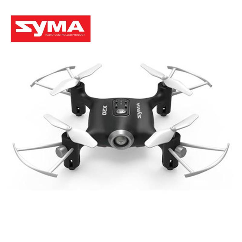 Syma X20 2.4G 4CH 6Axis Headless Mode Altitude Hold Mode RC Mini Quadc