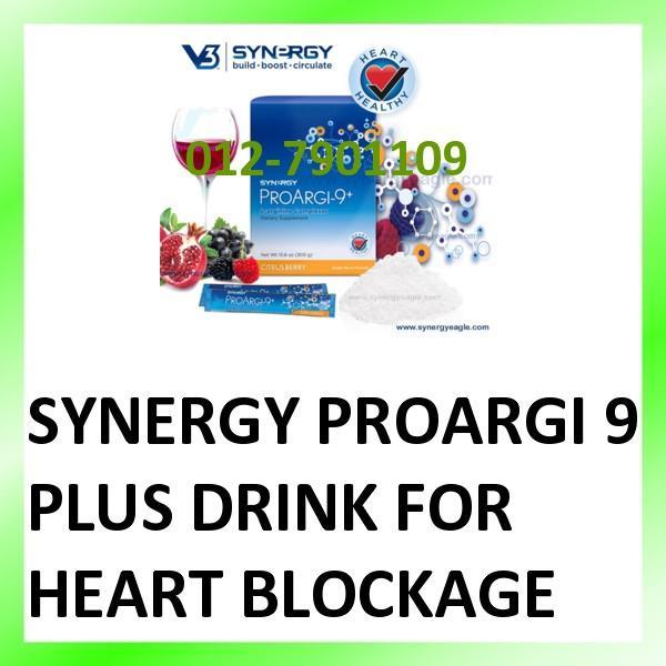 Synergy proargi