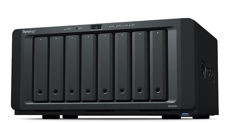 SYNOLOGY DiskStation DS1819+ SYN-DS1819+