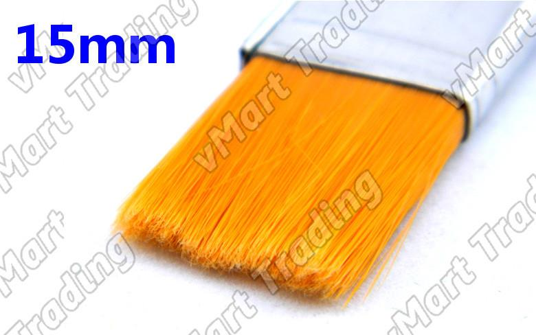 Synthetic Bristle Brush 15mm