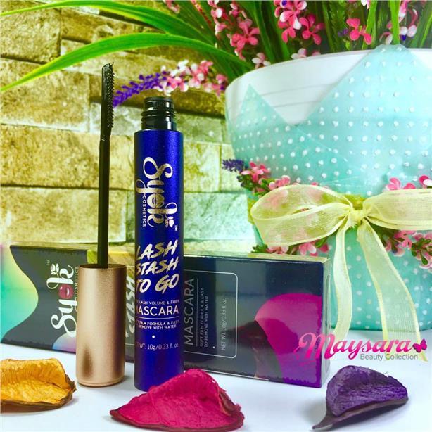 dbe12d5e586 SYOK MASCARA by SYOK Cosmetics (Pure Lash Volume & Fiber Mascara)