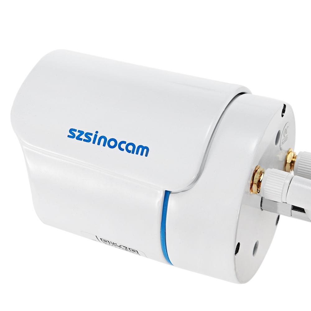 SZSINOCAM SZ - IPC - 7024CSW 2 0MP WIFI IP CAMERA 1080P FHD NIGHT VISI