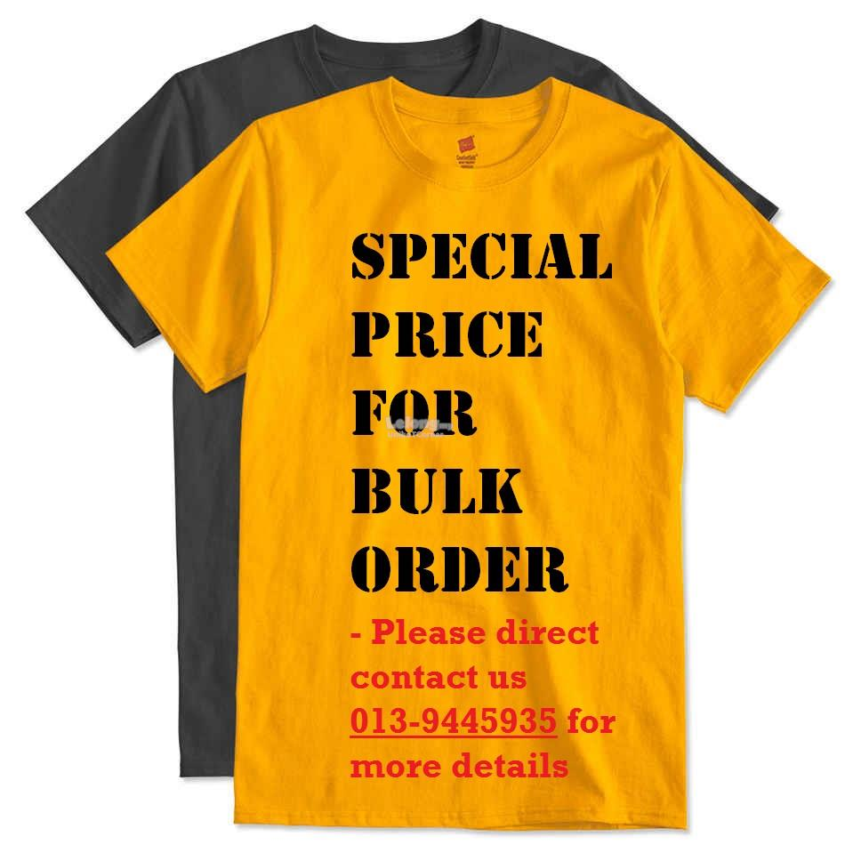 T shirt special price for bulk or end 12 14 2018 1 15 pm for T shirt bulk order