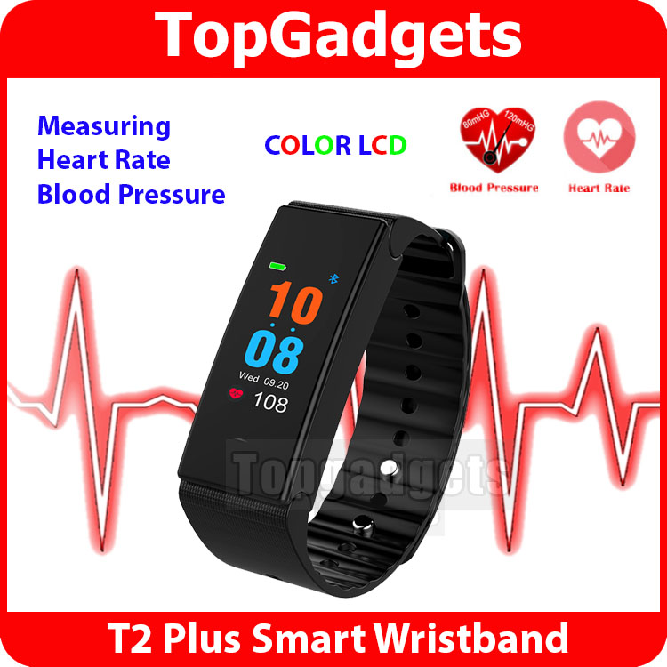 touch blood tracker pressure smart monitor com heart sleeping oxygen rate dp fitness pedometer watch watches management amazon waterproof oled bracelet screen
