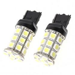 T20-7440-5050-27L-W 27LED Lamp for Car (White/Turning) (1pair)