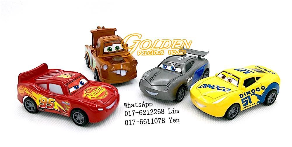 "T8304 Disney Cars of Pixar\'s ""Cars 3 (end 9/29/2018 5:06 PM)"