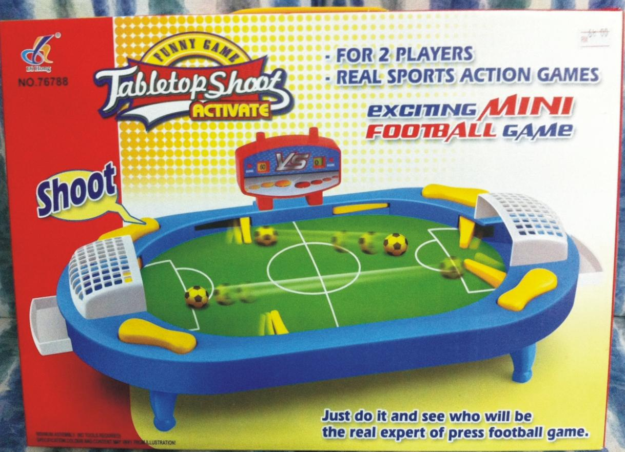 Table Game Set - Exciting Mini Football Game. u2039 u203a  sc 1 st  Lelong.my & Table Game Set - Exciting Mini Footb (end 7/16/2016 1:15 AM)