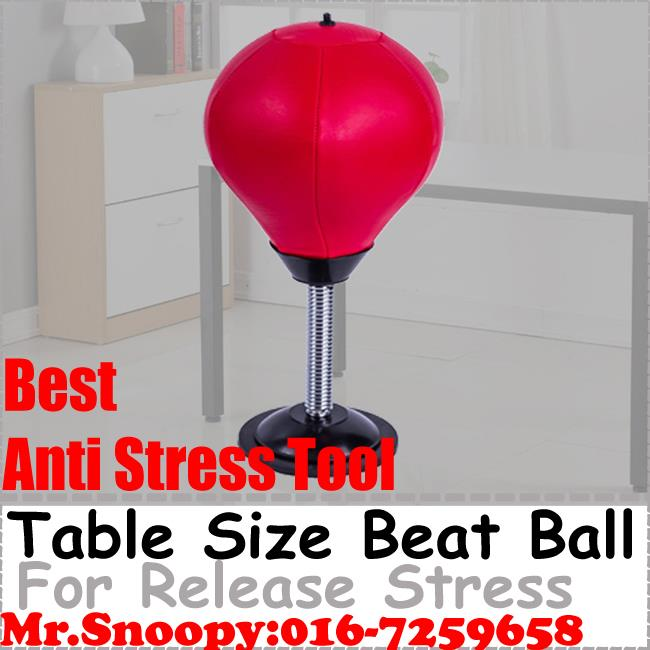 Table Size Punch Ball, Beat Ball, Release Stress Toy, Fun Toy