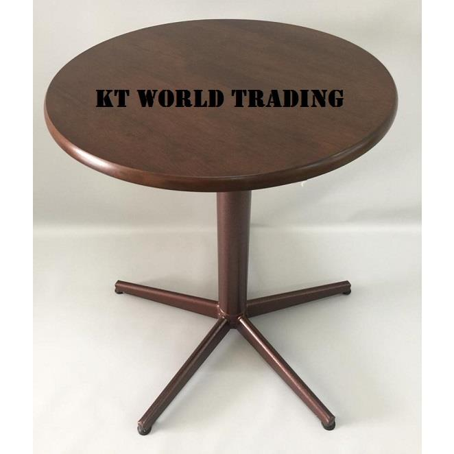 Round Table (Solid Rubber-Wood) | Restaurant Table KT-VT75R