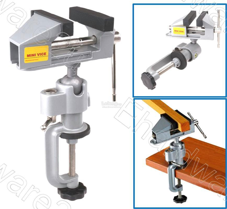 Tabletop Craft Table Vice Vise Multi Position Tilt 75mm (RH-002)