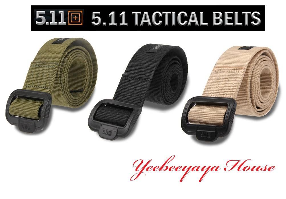 Tactical Belt (Black/Army Green/Khaki)
