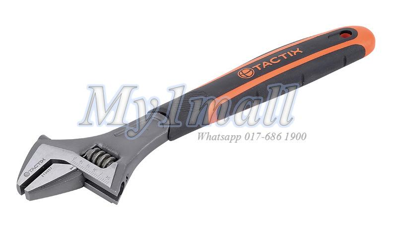 TACTIX 210003 ADJUSTABLE WRENCH 8'/200MM