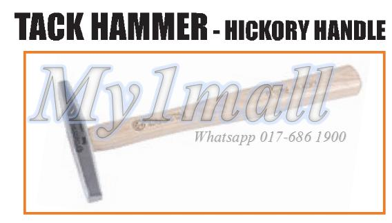 TACTIX 223203 HAMMER 142G(58OZ)HICKORY HANDLE