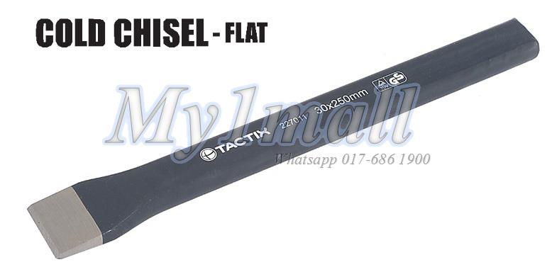 TACTIX 227005 CHISEL COLD FLAT 250X24MM