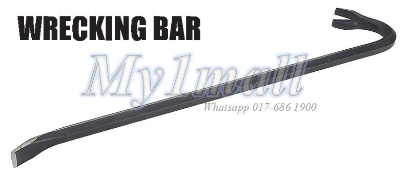 "TACTIX 233183 BAR WRECKING 600MM(24""),"