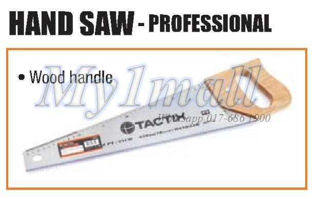 "TACTIX 265117 HAND SAW POLISH 550MM(22"")"