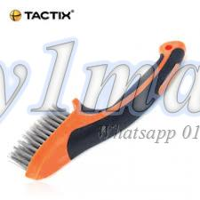 "TACTIX 315031 SS WIRE BRUSH 8-1/2""(215MM)"