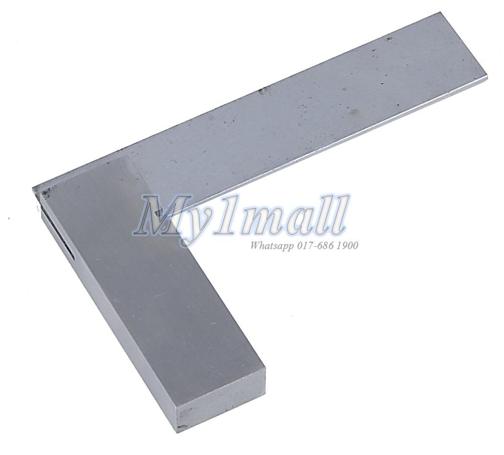 TACTIX 545169 75MM (3 IN.) STEEL SQUARE