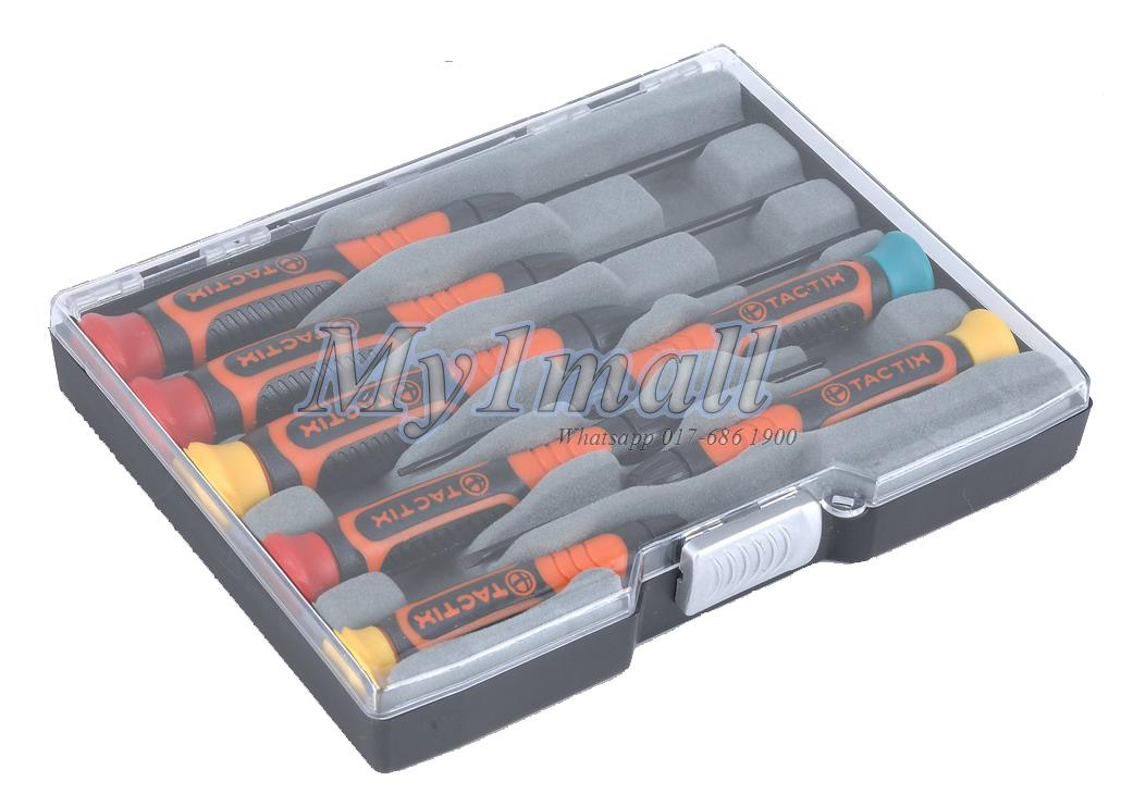 TACTIX 545231 7PC PRECISION SCREWDRIVER SET