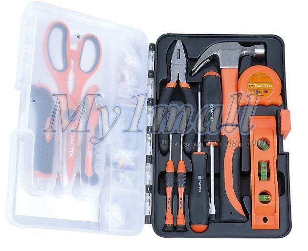 TACTIX 900163 DRAWER TOOL 15PC SET - METRIC