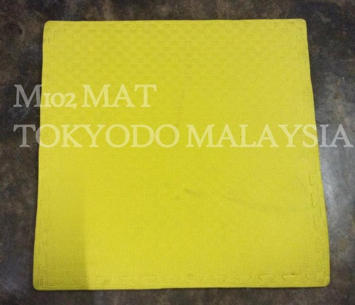 Taekwondo Martial Art Safety Floor Tatami Rubber Yoga EVA Exercise Mat