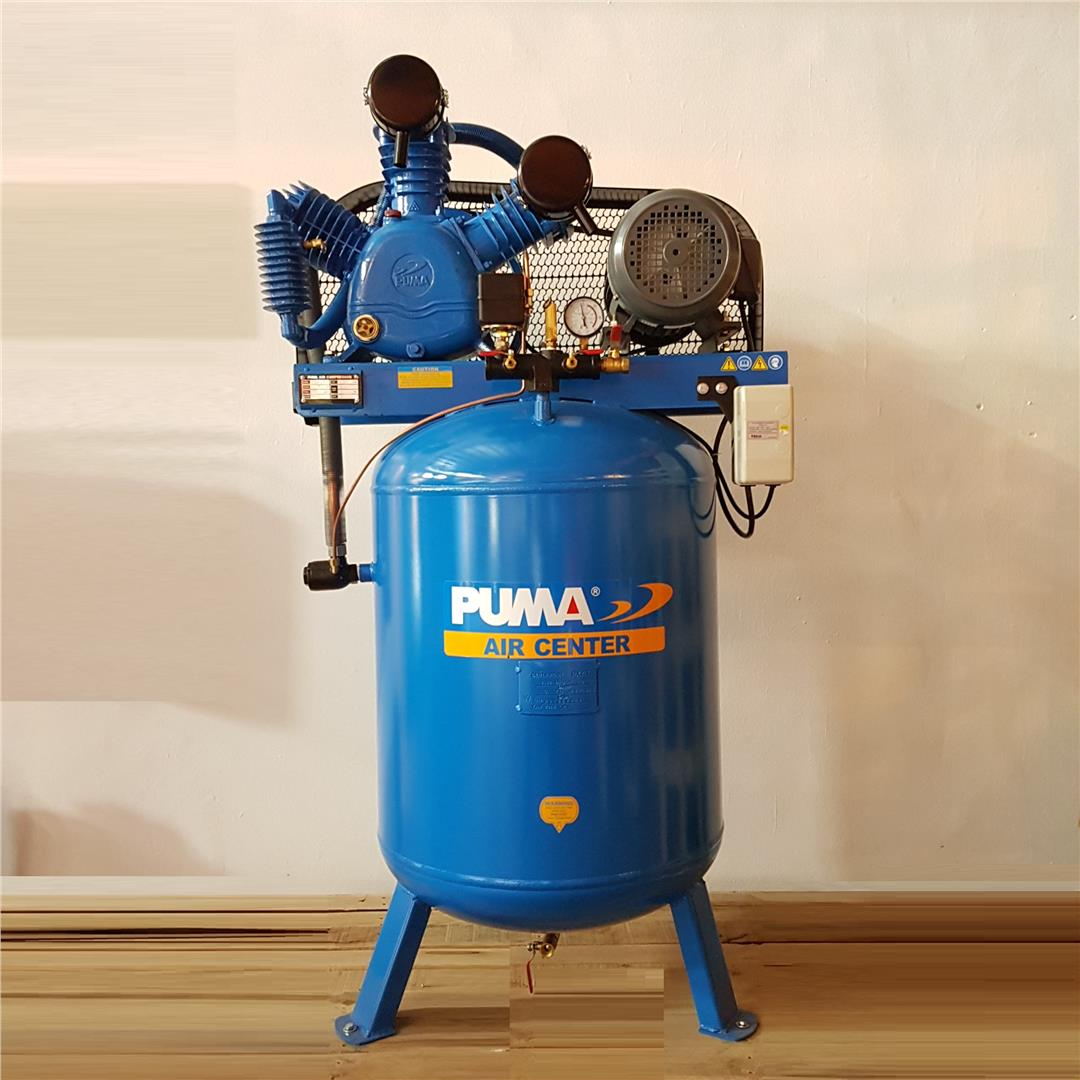 taiwan puma 5hp 228l beltdrive high pressure air compressor id009590