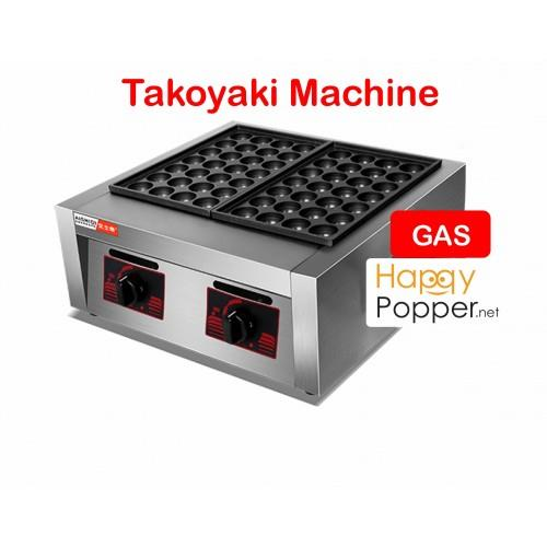 takoyaki gas takoyaki flour octopus machine japanese maker machine
