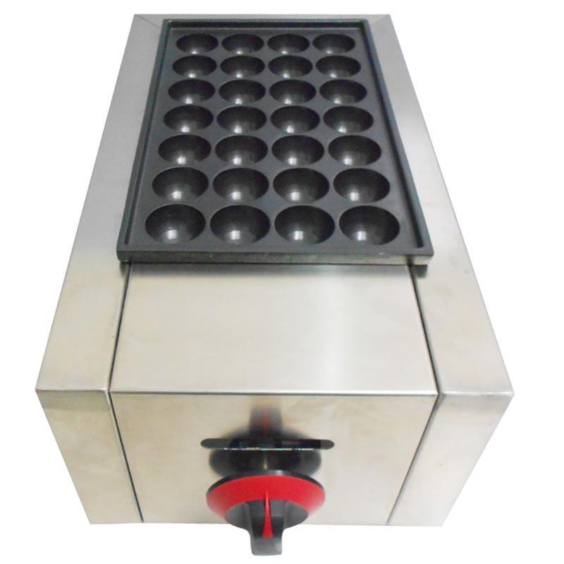 Takoyaki Machine Gas 1 plate , 28 Hole