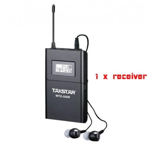 Takstar WTG-500R Receiver for WTG-500 Wireless Acoustic Transmission
