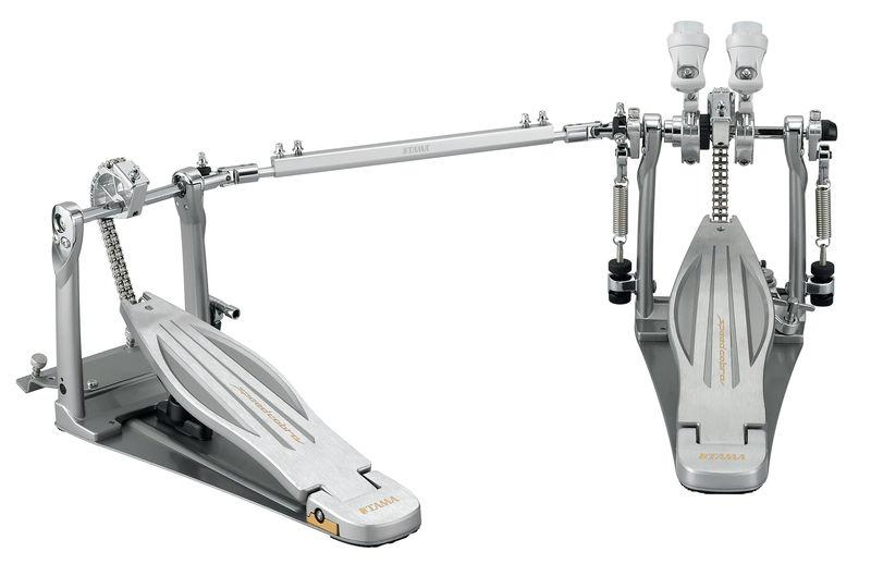 TAMA Speed Cobra Double Pedal with Case