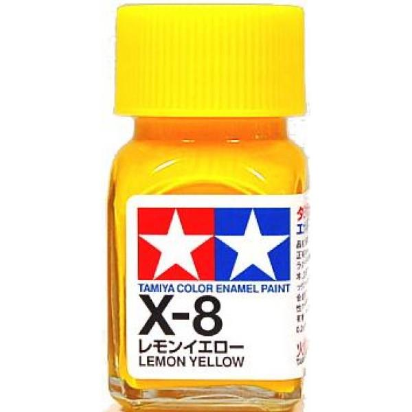 b89b6d83d03c Tamiya Enamel Paint X-8 Lemon Yellow (end 1 20 2020 5 15 PM)