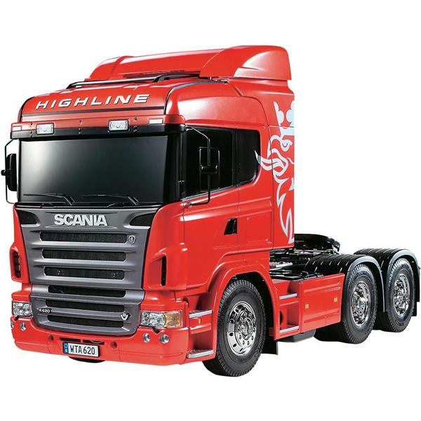 Tamiya rc 1/14 tractor truck scania (end 4/28/2017 5:15 PM)