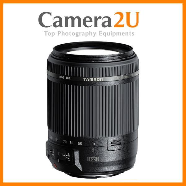 NEW Tamron 18-200mm f/3.5-6.3 Di II VC Lens for Nikon